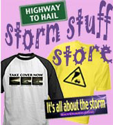Shop for weather and storm chaser gifts
