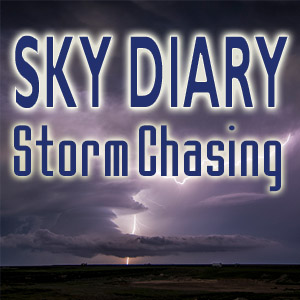 Sky Diary - Storm chasing, photography and rainy-day tales by Chris Kridler